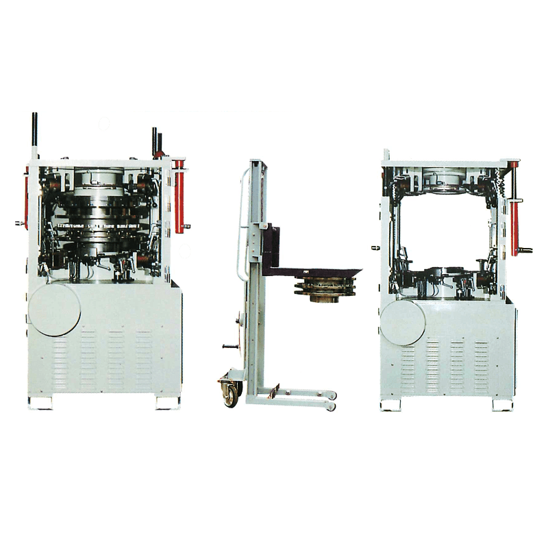 B Series Rotary Powder Molding Machine