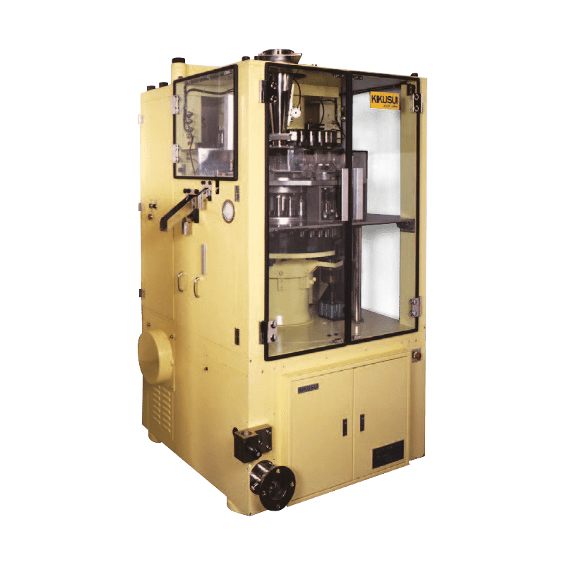 C Series Rotary Powder Molding Machine