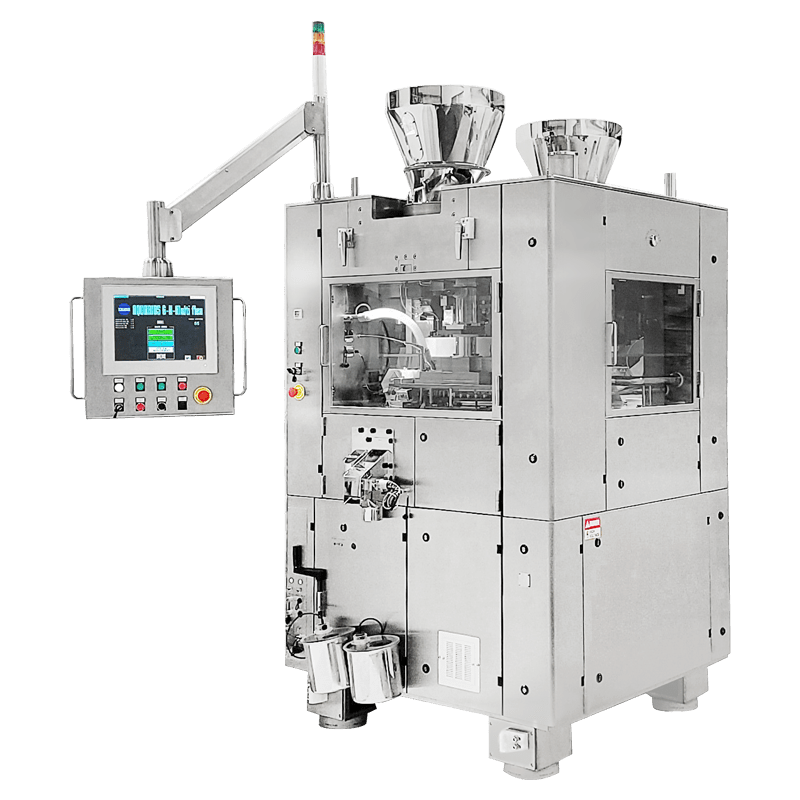AQUARIUS G-K (2L MODULE) Bi-Layer Rotary Tablet Press